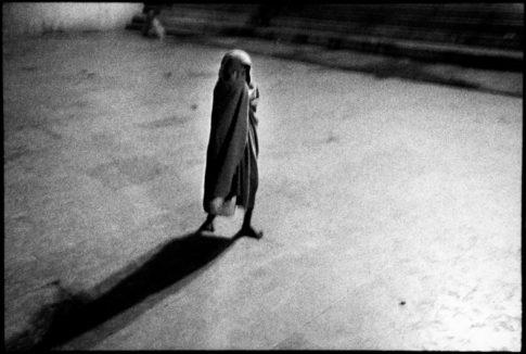 Enfant dans Bénarès.